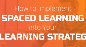 Image for How to Implement Spaced Learning into Your eLearning Strategy