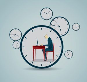 Image for Overriding the overload of our work time