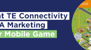 Image for BLP Client TE Connectivity Wins ECIA Marketing Award for Mobile Game