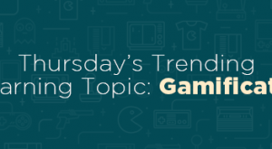 Image for Thursday's Trending eLearning Topic: Gamification