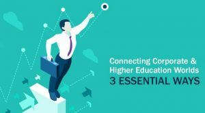Image for 3 Essential Ways Corporate Training Can Benefit Higher Education