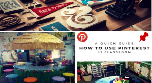 Image for 10 Simple Ways to Use Pinterest For Classroom Teaching