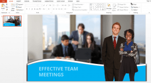 Image for How to Blur an Image in PowerPoint
