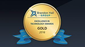 Image for iSpring Suite Wins the Brandon Hall Gold Award in Excellence in Technology