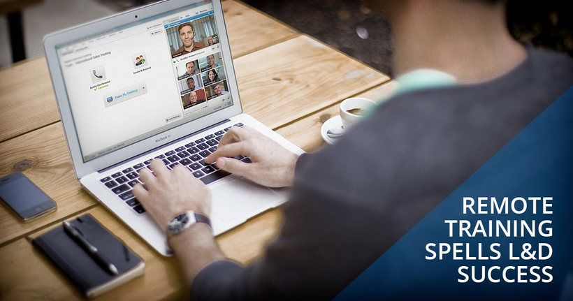 how to use webex for training