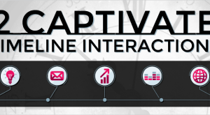 Image for 2 Captivate Timeline Interactions