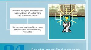 Image for 5 Stages to Gamification Infographic