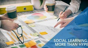 Image for 3 Reasons Workplace Social Learning Is the Key to Engagement & Results