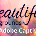 Image for Beautiful Backgrounds for Adobe Captivate