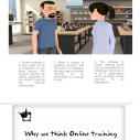 Image for The Significance of Online Training in IT Industry Infographic