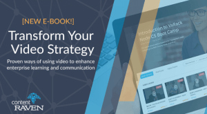 Image for Free eBook: Transform Your Video Learning Strategy
