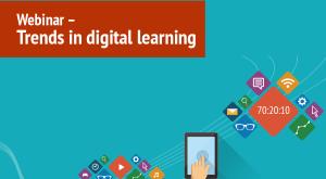 Image for Webinar – Trends in digital learning