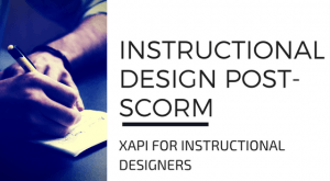 Image for Instructional Design Post-SCORM
