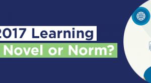 Image for Seven 2017 Learning Trends: Novel or Norm?