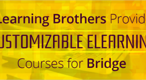 Image for eLearning Brothers Provides Customizable eLearning Courses for Bridge