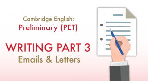 Image for Writing the Perfect Email for Cambridge English: Preliminary (PET)