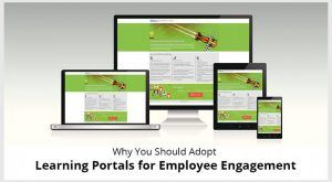 Image for Why You Should Adopt Learning Portals For Employee Engagement