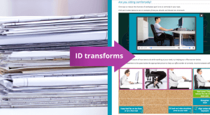 Image for The power of modern instructional design to transform your digital content