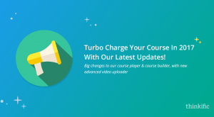 Image for Turbo Charge Your Course In 2017 With Our Latest Updates!