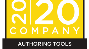 Image for gomo ranked as a 'top authoring tool'
