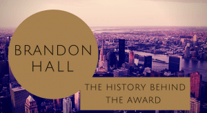 Image for Brandon Hall: The History Behind the Award