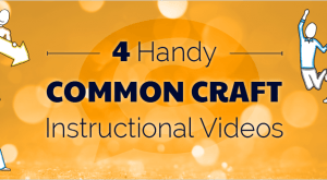 Image for 4 Handy Common Craft Instructional Videos