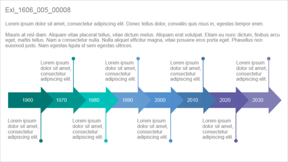 microsoft word time line