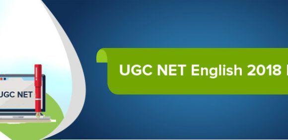 UGC NET English Literature 2019 Syllabus, Study Material ...