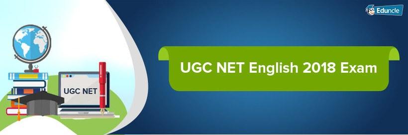 UGC NET English - Free UGC NET English coaching
