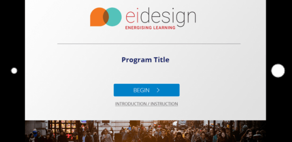 A Case Study On Using An Elearning Mobile App To Digitize Instructor