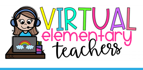 When Elementary School Goes Virtual E Learning Feeds