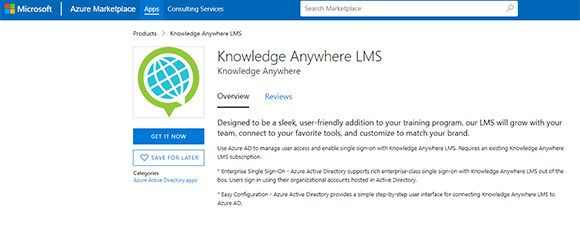 Azure Active Directory Single Sign-On (SAML) with Knowledge